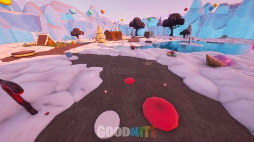 Candy Land GUN GAME