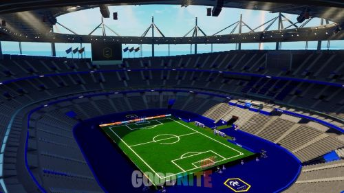 STADE DE FRANCE : FORTNITE FOOTBALL