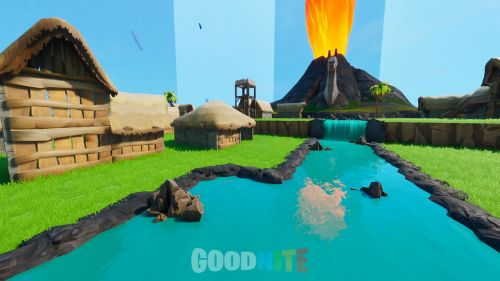 Volcano Zone Wars