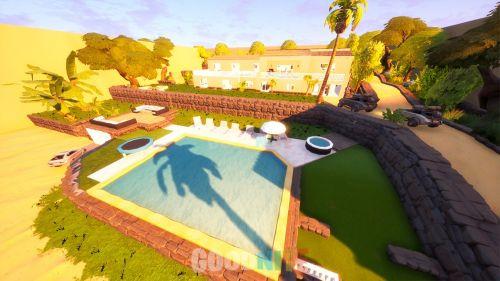 La Villa Des Croûtons ! (Cache-Cache)