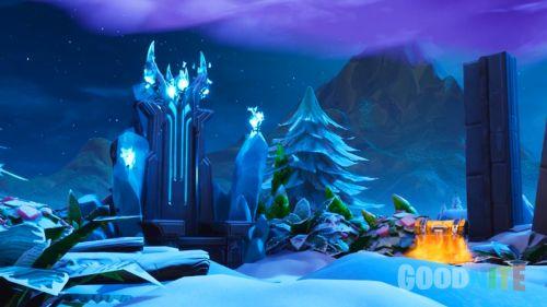 Ice King Deathrun