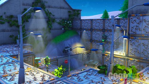 Escape The Bear Facility