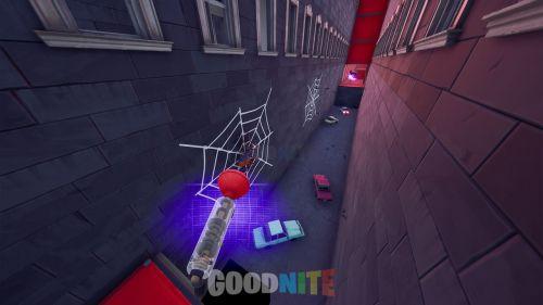 SPIDERMANS DEFAULT DEATHRUN