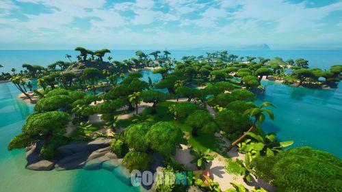 L'île de la survie