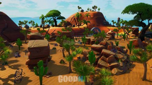 The ruins of the canyon chap.1 season.1