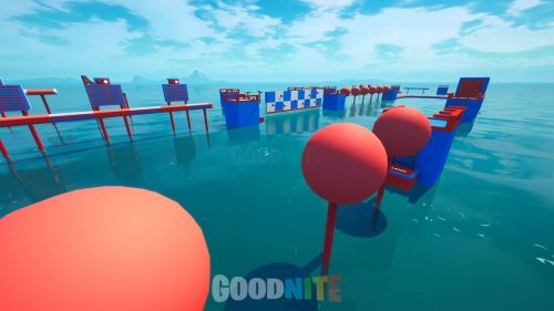 BOUNCE OUT OBSTACLE COURSE