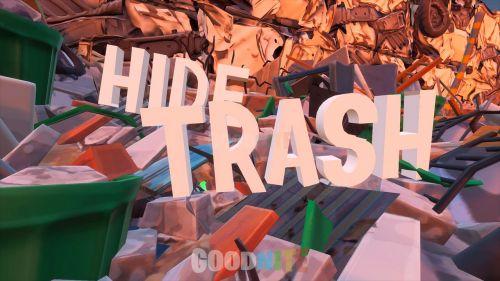 HIDE TRASH