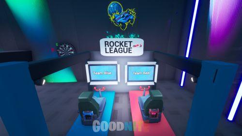 Salle de jeux (4 joueurs)