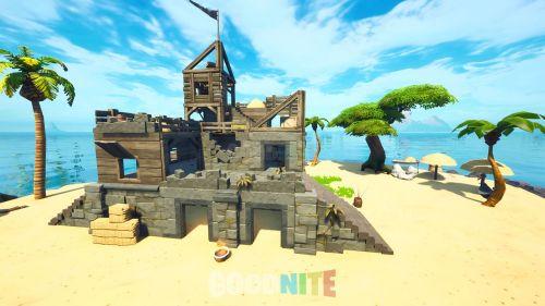 Hide and seek: Île des naufragés