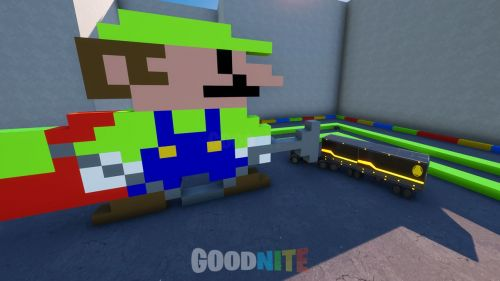 Mario Kart Gun Game