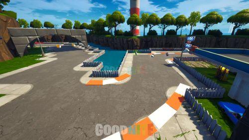 Fortnite Kart Racing 2.0