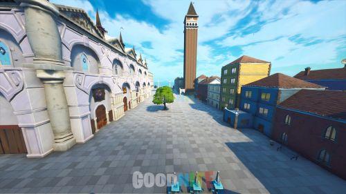 cache-cache à Venise