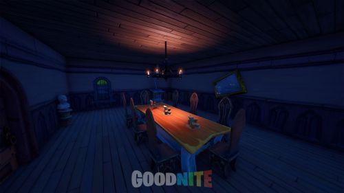 Haunted Manor Remake