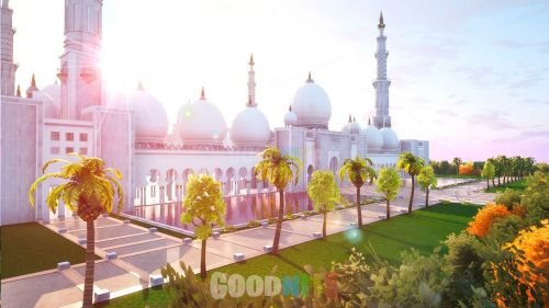 Mosquée Cheikh Zayed d'Abu Dhabi