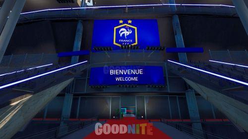 STADE DE FRANCE : FORTNITE FOOTBALL