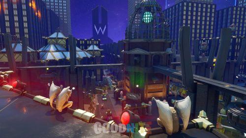 Gotham City - Goulag