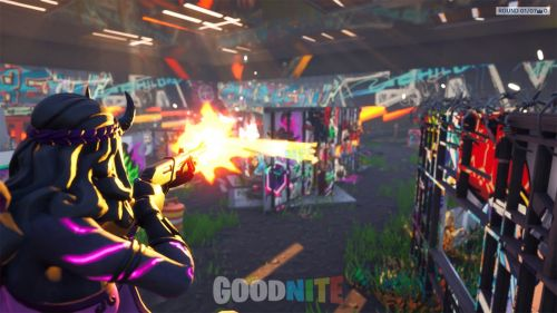 Paintball Arena Gunfight
