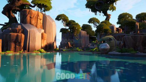 Escape - L'île perdue