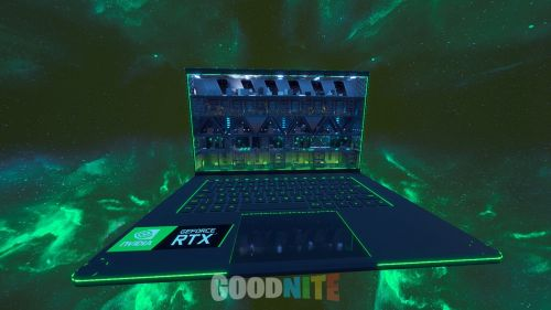 RTX Snipers VS Runners Laptop Challenge