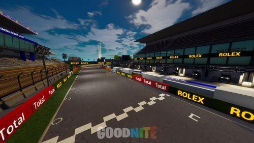 Circuit des 24heures du Mans