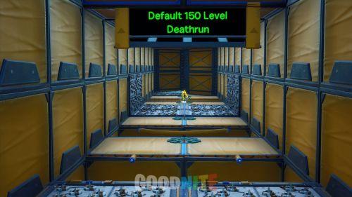 Default 150 Level Deathrun