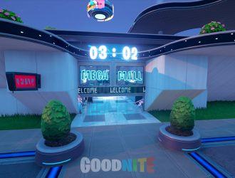 Mégal Mall Gun game