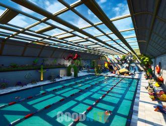 PROP HUNT - Tropical Swimming Pool