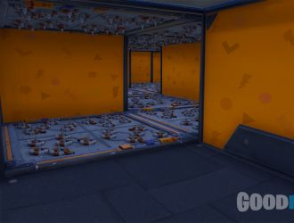 Outrush : Escape the Lab