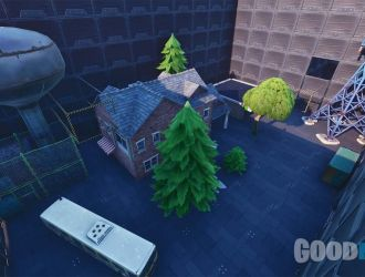 Parkour map for all levels