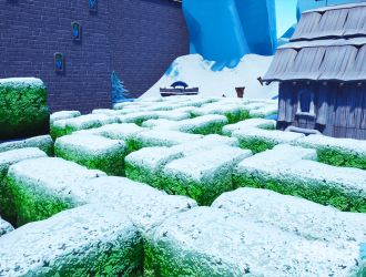 Frosty Frightening Fortress