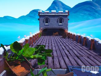 The Great Wall of Parkour