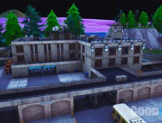 Perilous Prison