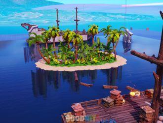 Pirate Paradise