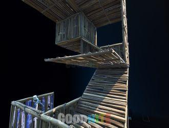 BuildFight dans le noir total