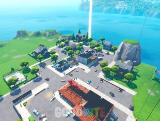 Greasy Grove Battle Royale