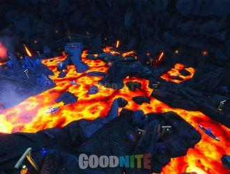 Dragon Volcanique