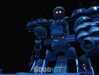 BATAILLE ROBOT BOSS