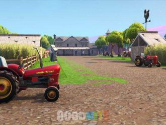 NEW ANARCHY ACRES
