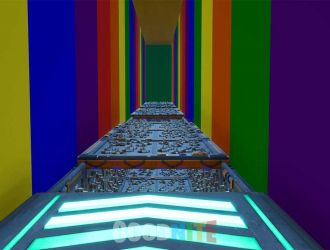 Troll rainbow deathrun