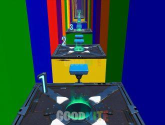 Noob rainbow deathrun