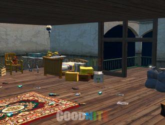 Escape room simulation
