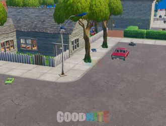 Prop hunt Greasy Grove