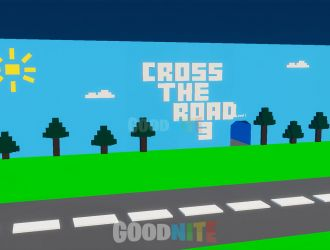 Cross the road 3