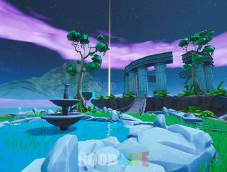 Île volante buildfight 1v1