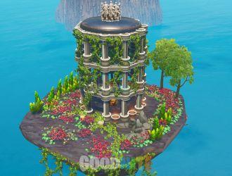Le temple des dieux ! Buildfught