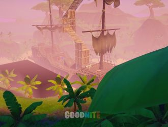 BuildFight - Boat Tropical