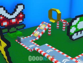 Parcours Mario Automatique