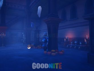 Find The Button | Halloween