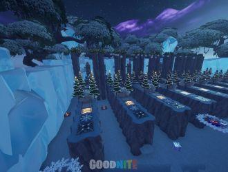 Frozen Deadzach Race