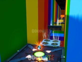 Noob Rainbow Deathrun 2